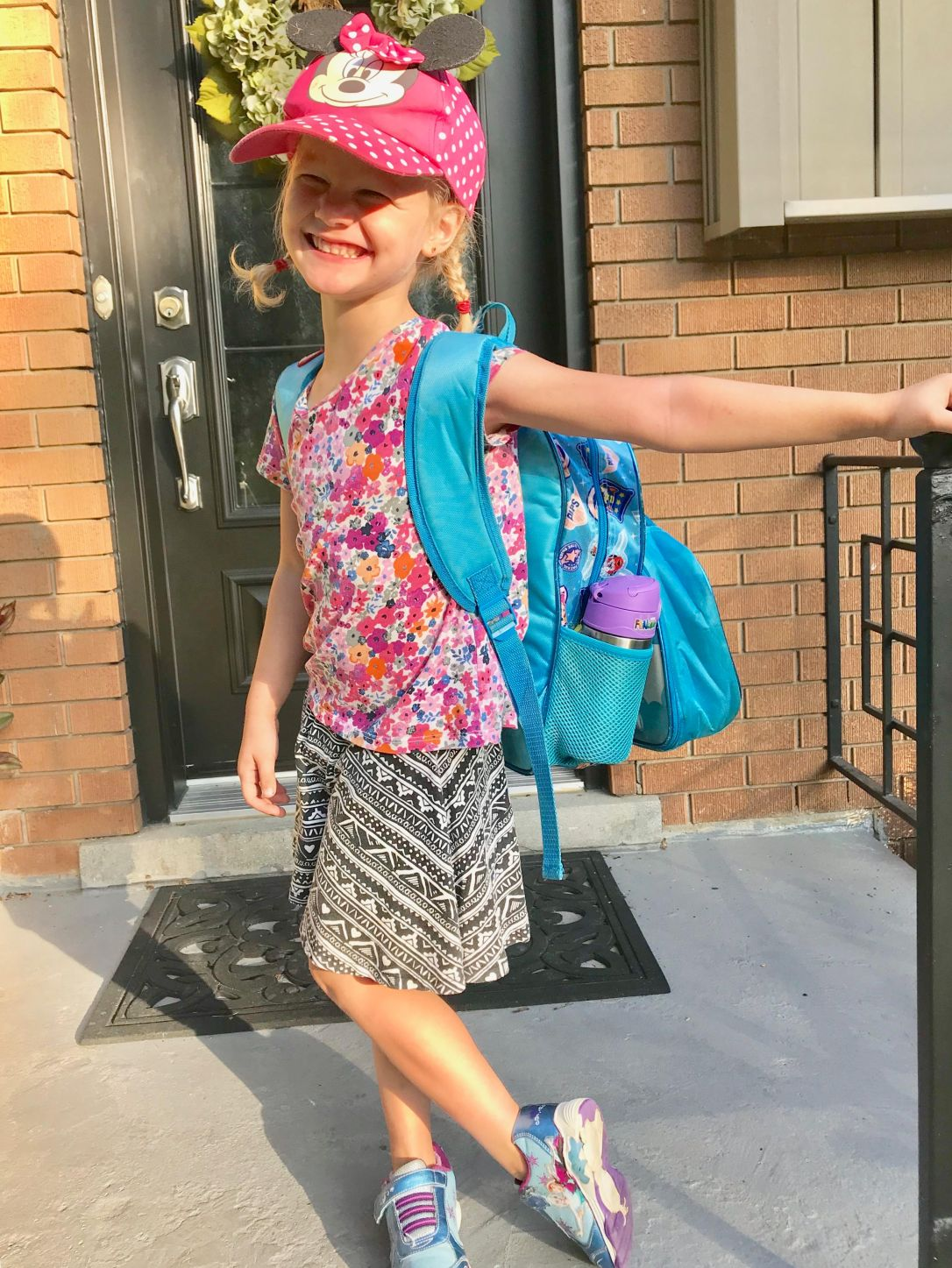 Zoe back to school 2018